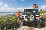 Cozumel Monster Jeep Tour