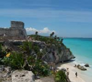 Tulum and Beach