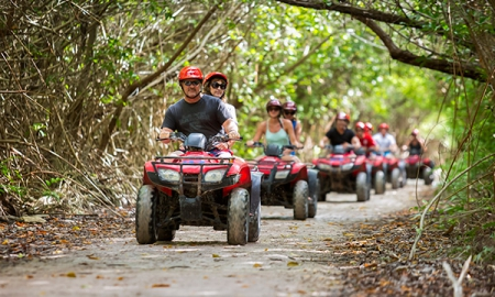 Reef Adventure, ATV & Waverunner Combo Tour at Maroma Adventures