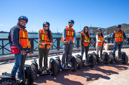 Boardwalk Segway with Tacos and Riviera Museum