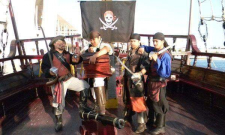 Jean Lafitte Pirate's Night (Lobster Dinner Cruise)