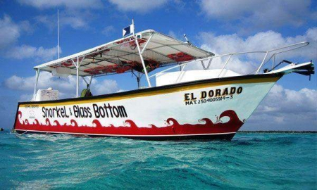 Three Reefs Snorkel & Glass Bottom Boat