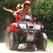 Maroma Adventure (ATV & Wave Runners)