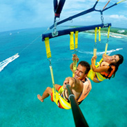 Reef Adventure and Parasailing Combo at Maroma Adventures
