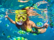 Deluxe Snorkel & Lobster en Maroma Adventures
