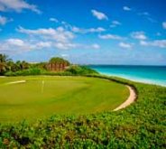 El Camale�n Mayakoba Golf Course