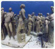 Underwater Museum-Diving for Certified Divers