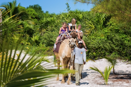 Combo: Reef Adventure + Camel Safari at Maroma Adventures
