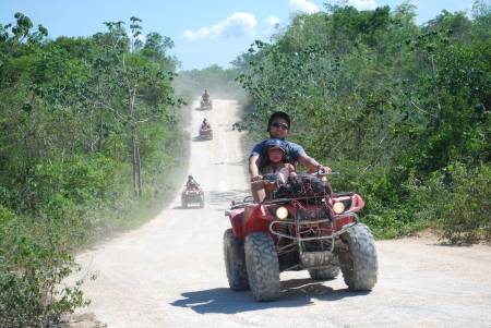 ATVs And Secret Caves