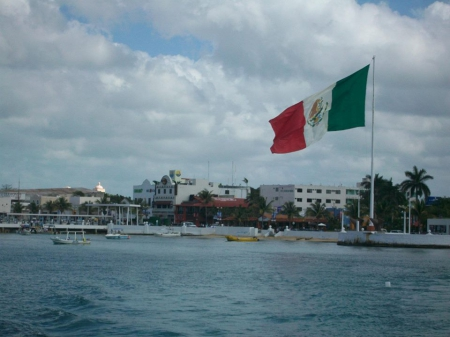 Cozumel Cruce con Lunch