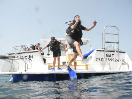 Open Water Diver Referral 2 Tanks