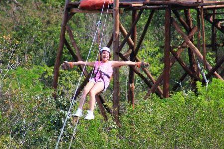 Fly High Adventures Zip Line