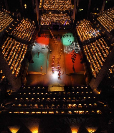 Xcaret by Night