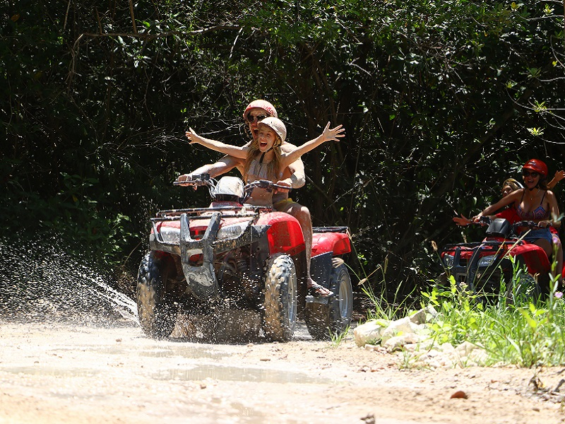Maroma Combo ATV & Wave Runner
