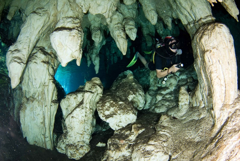 Cavern Two-Tank Dive (Cenotes)