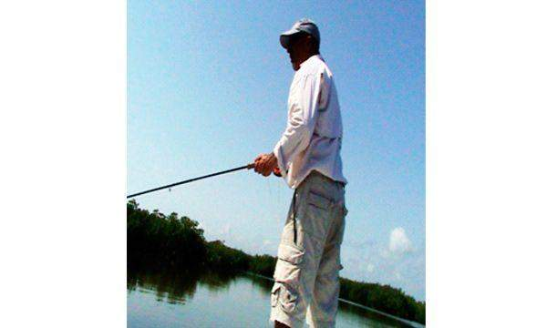Fly Fishing (Bonefish Travel Ecology)