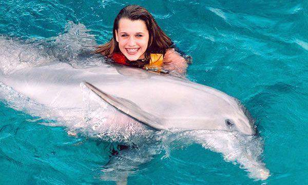 Royal Garrafon + Dolphin Encounter